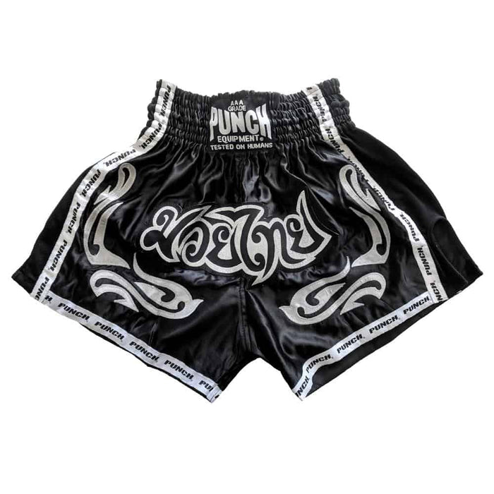 Punch Contender Muay Thai Shorts High Quality S/L/XL - MMA DIRECT