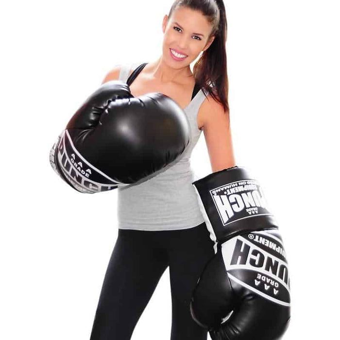 PUNCH Promotional Jumbo Gloves Gym Display Novelty Fun Sparring - MMA DIRECT