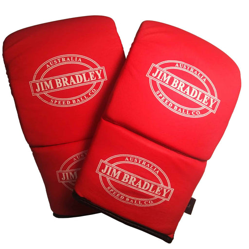 Jim Bradley Australia Premium Domestic Bag Mitt Gym Glove Mesh Palm Air Flow - MMA DIRECT