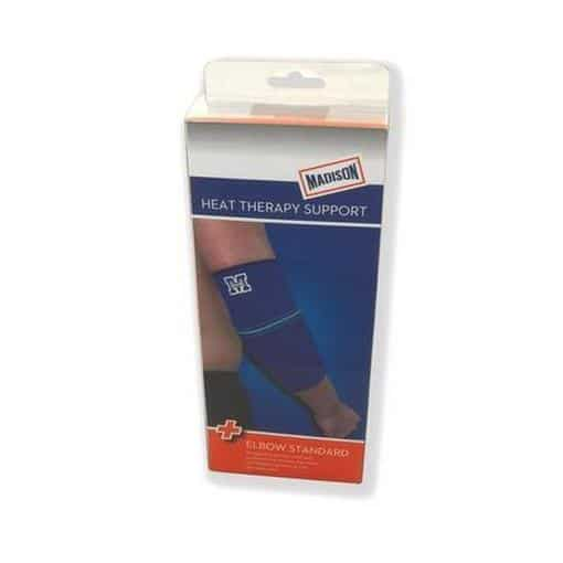 Madison Elbow Heat Therapy - Blue - Sports Grade