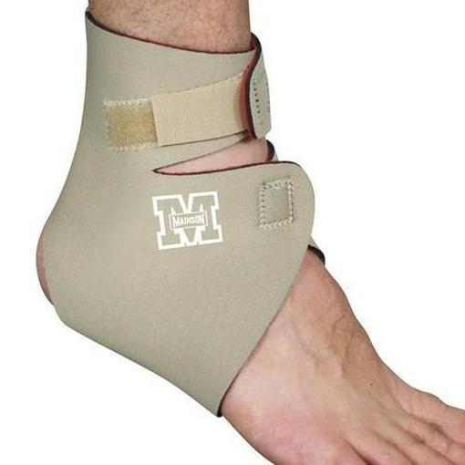 Madison Adjustable Ankle Heat Therapy - Skin - Sports Grade