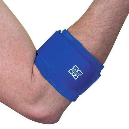 Madison Tennis Elbow Support - Blue - Sports Grade