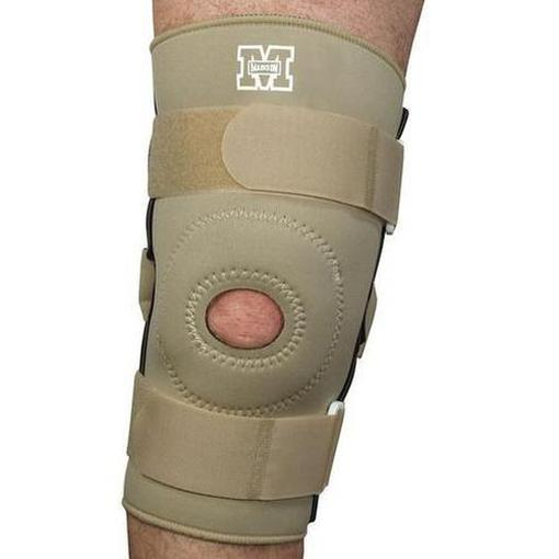 Madison Hinged Knee Brace - Skin - Sports Grade