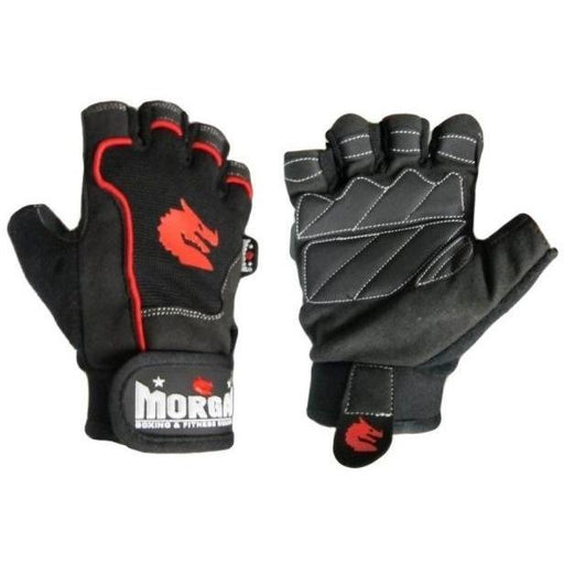 Morgan V2 Weightlifting Gym Workout Gloves Weight Lifting - MMA DIRECT