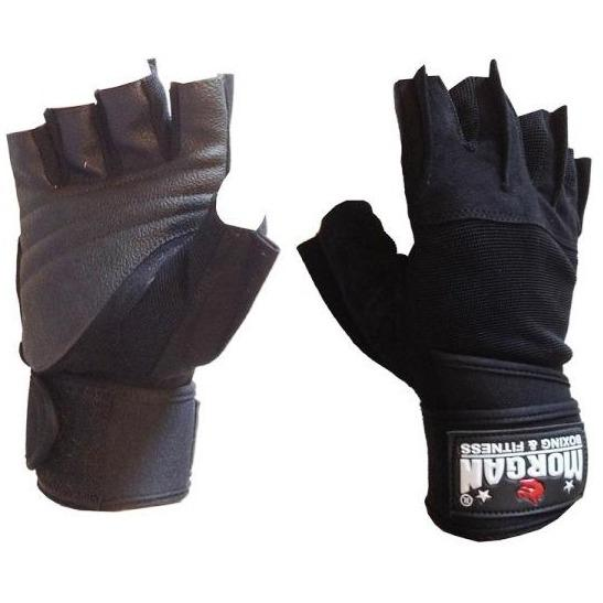 Morgan Shark Weight Lifting Gloves Gym Workout WeightLifting - MMA DIRECT