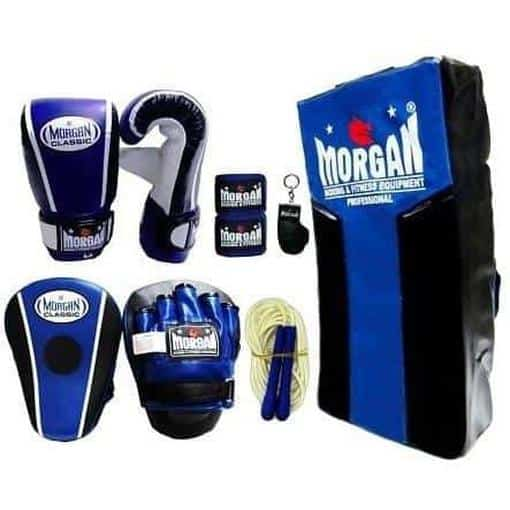 Morgan Platinum Men's Training Pack Boxing Trainers/Coaching Kit - MMA DIRECT