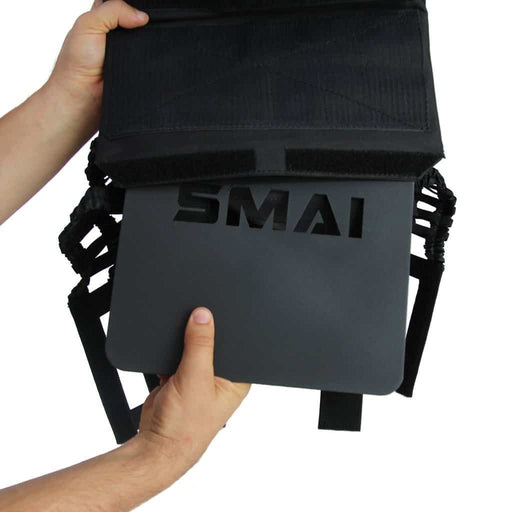 SMAI Tactical Weight Vest 9KG - MMA DIRECT