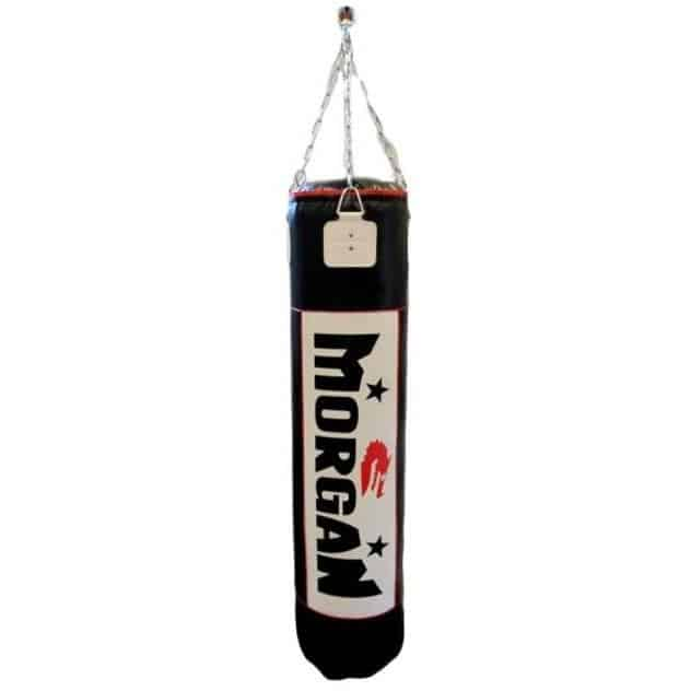 Morgan 4 Foot V2 Boxing Bag (Empty & Foam Lined Option Available) - MMA DIRECT