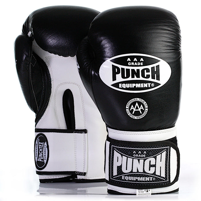 PUNCH Trophy Getters Professional Competition Boxing Gloves Commercial Grade