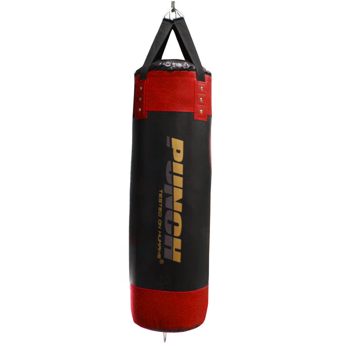 PUNCH Urban Home Gym Boxing / Punching Bag 4ft V30 (REFILL POCKET) - MMA DIRECT