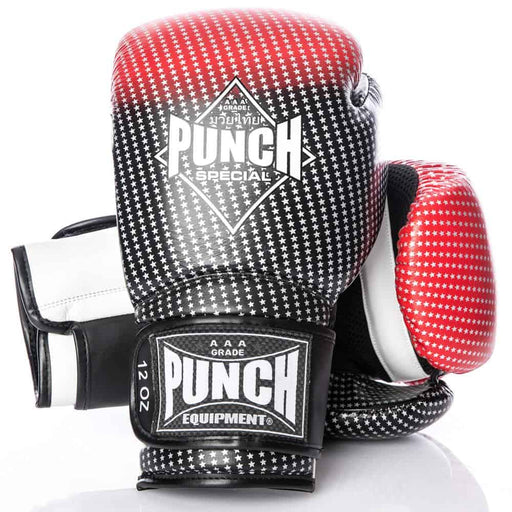 Punch Limited Edition Black Diamond Special Boxing Gloves V30 MUAY THAI - MMA DIRECT