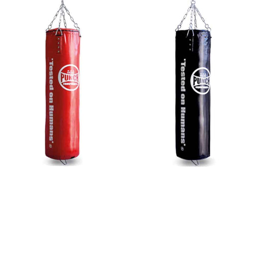 PUNCH Trophy Getters Boxing / Punching Bag 4ft V30 Commercial Gym Grade - MMA DIRECT