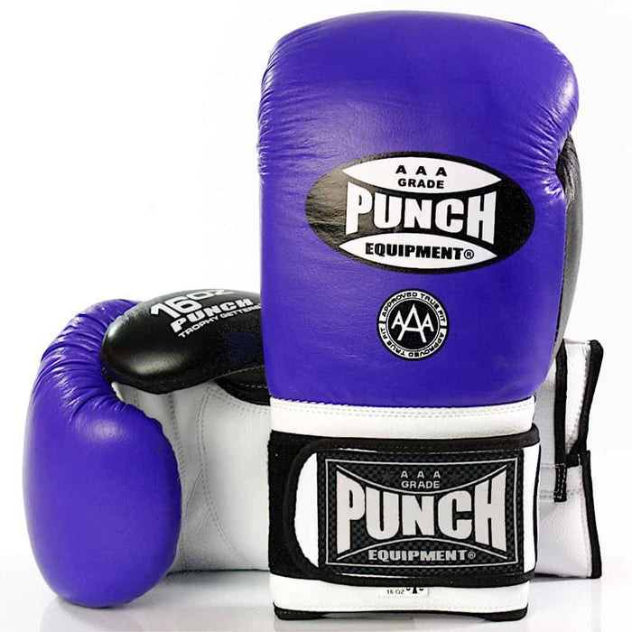 PUNCH Trophy Getters Professional Competition Boxing Gloves Commercial Grade - MMA DIRECT