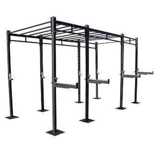 Morgan 3-Cell Cross Functional Fitness Freestanding Super Rig HD CF-SUPER RIG - MMA DIRECT