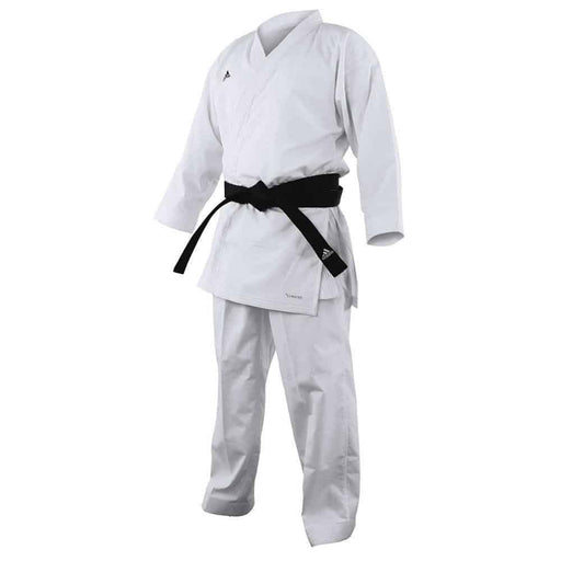 Adidas Adilight Karate Gi Uniform WKF Approved Lightweight - MMA DIRECT