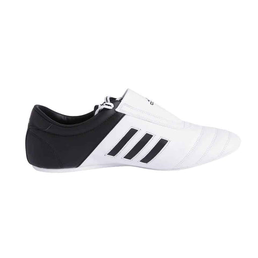 Adidas ADIKICK 1 Martial Arts Shoes Lightweight Flexible & Stable White/Black - MMA DIRECT
