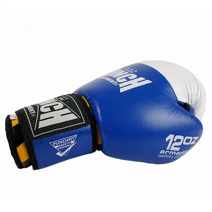 PUNCH Armadillo Safety Boxing Gloves Premium Sparring Gloves