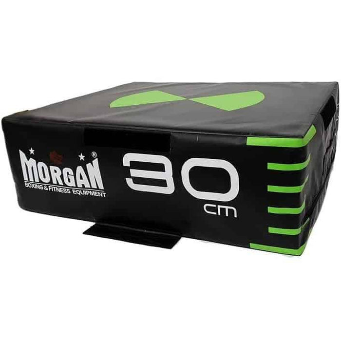 "Morgan HD Modular Plyo Box 12"" + 18"" + 24"" SET Workout Training Equipment SPB-1 - MMA DIRECT"
