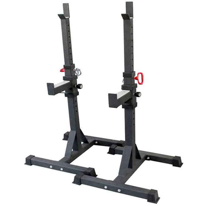 Morgan Commercial Grade Squat Bench & Workout Pack Pro Strength Training Combo - MMA DIRECT
