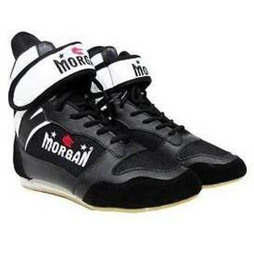 Morgan V2 High Performance Medium Cut Boxing Shoes Professional Grade - MMA DIRECT