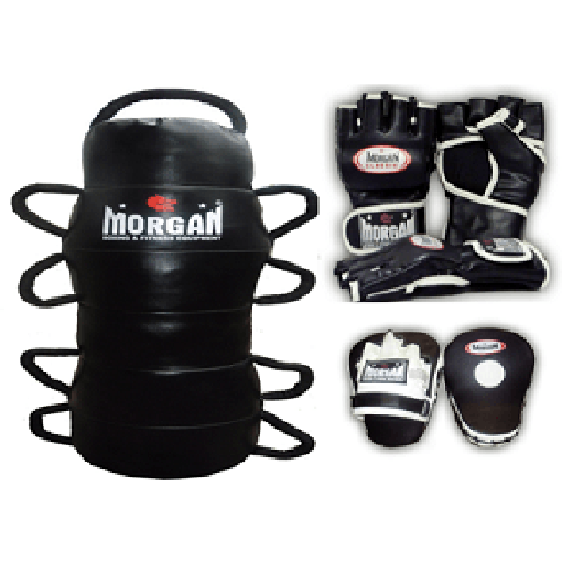 Morgan Ground & Pound Cardio Cage Fit Training Value Pack - MMA DIRECT
