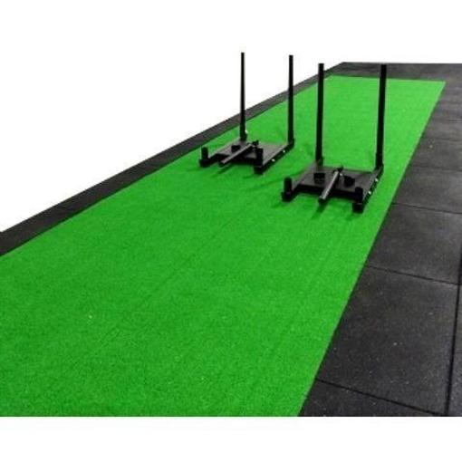 Morgan Green Astro Turf 10m x 2m 1.5cm Prowlersled Base Material Training Workout - MMA DIRECT