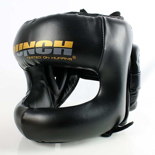 Punch Urban Nose / Jaw Face Protector Headgear Head Guard - MMA DIRECT