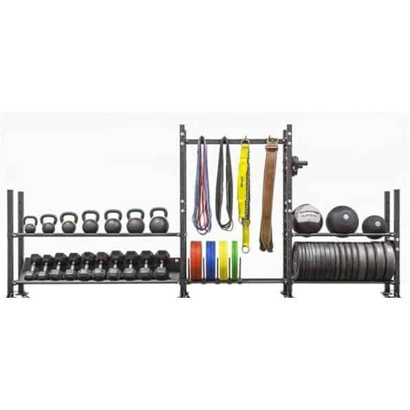 Morgan V2 Multi Purpose Storage System Gym Equipment Commercial Grade CF-79 - MMA DIRECT