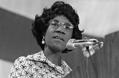 Leading Lady : Shirley Chisholm