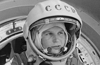 Leading Lady : Valentina Tereshkova