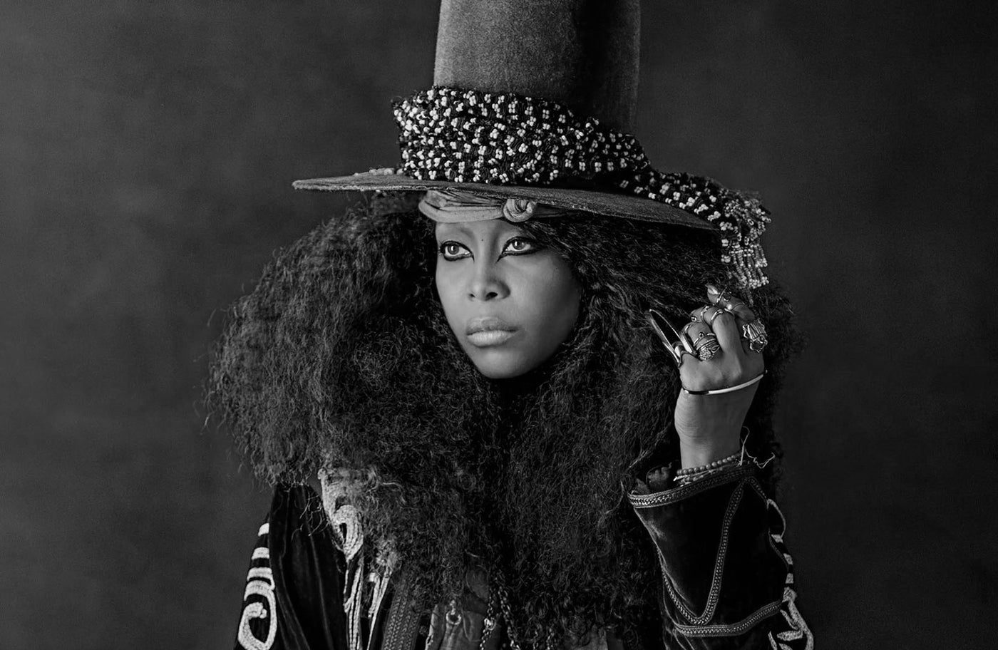 Leading Lady : Erykah Badu