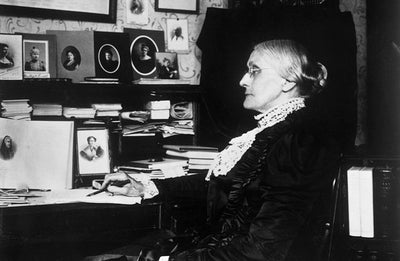 Leading Lady : Susan B Anthony