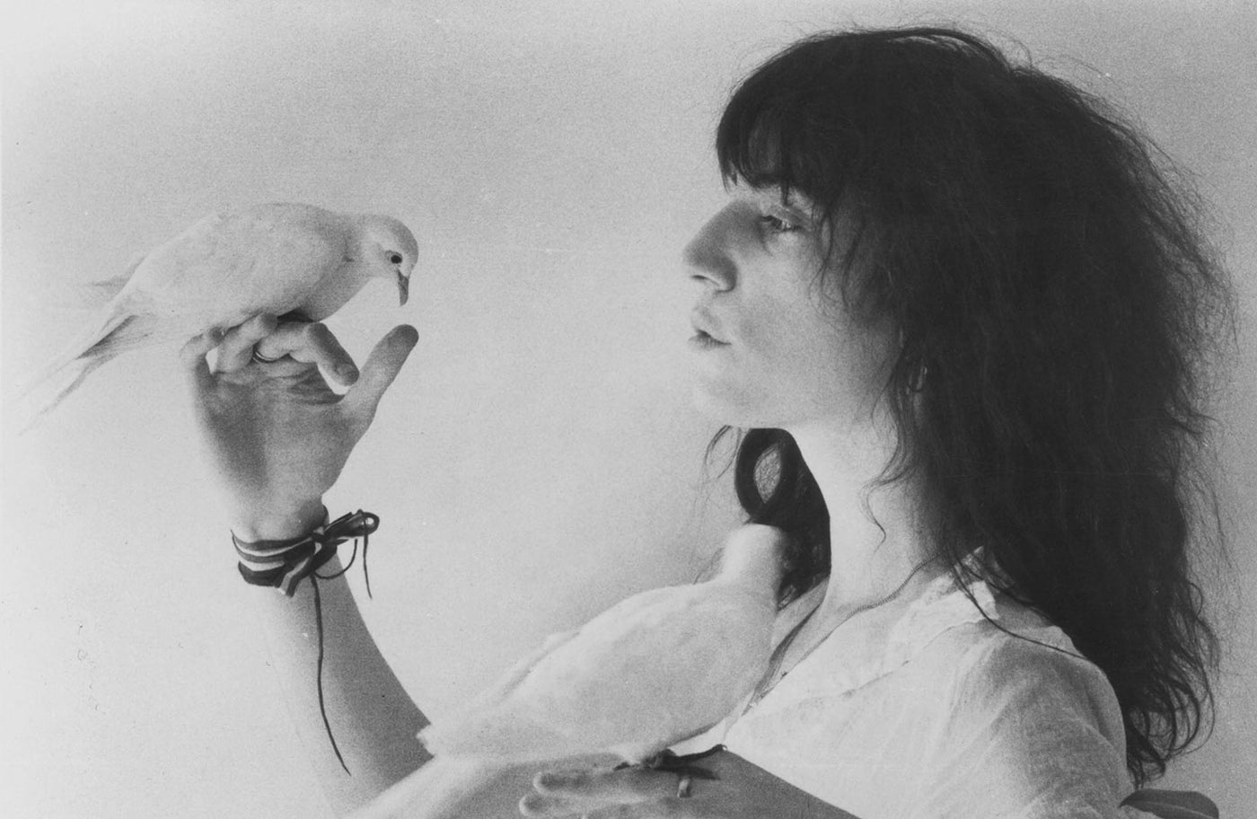 Leading Lady : Patti Smith