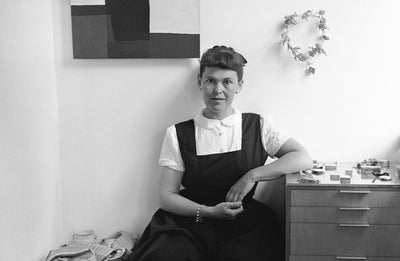Leading Lady : Ray Eames