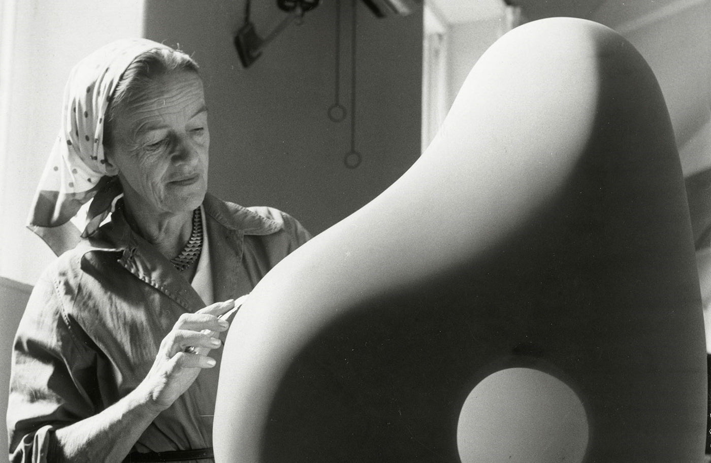 Leading Lady : Barbara Hepworth