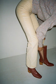 Cream Tiree Pant