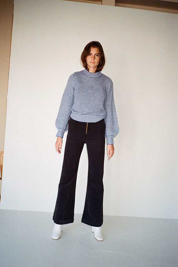 French Blue Gigi Sweater