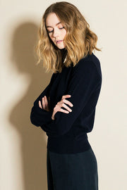 Navy Alecto Sweater