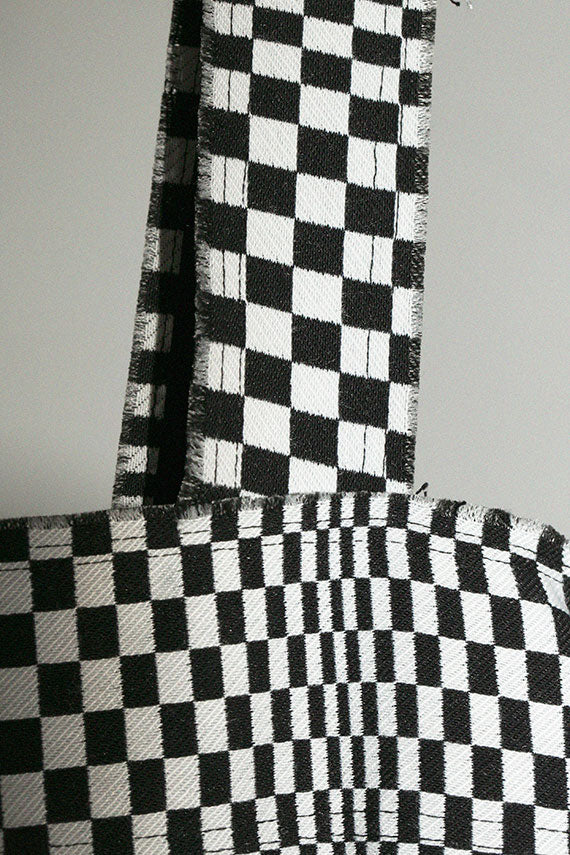 No.6 - Checkerboard Rita Dress