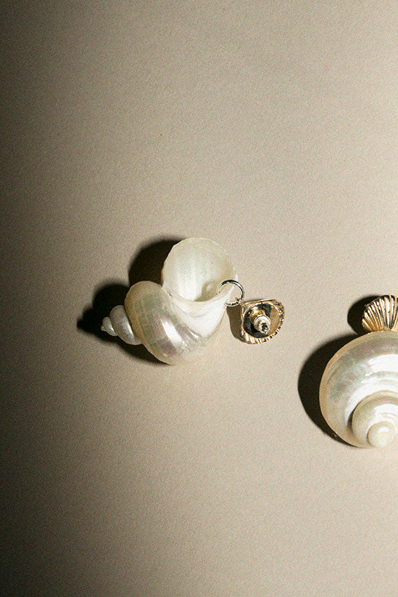 Concha & Caracol Earrings