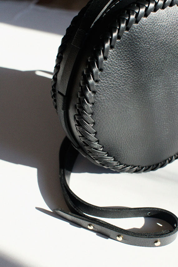 Black Large Canteen Bag