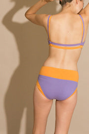 Lilac Low Rise Brief