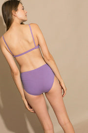 Lilac High Rise Brief