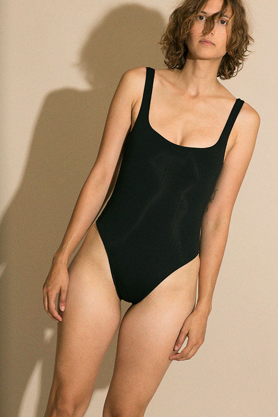 Black Slyph Swimsuit