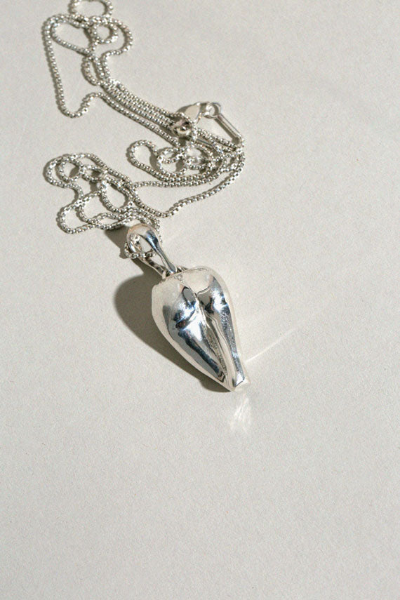 Silver Eve Necklace