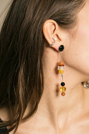 Multi-stone Playsway Earrings