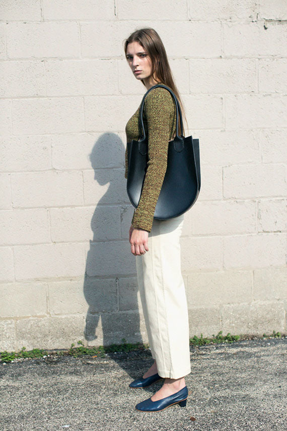 Black Russell Tote