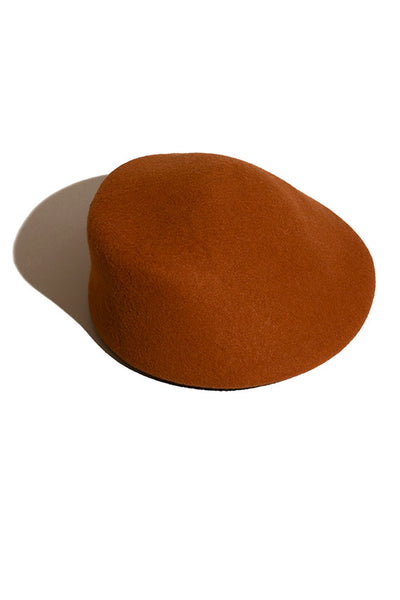 Rust Sazy Hat
