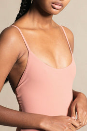 Dusty Pink Delano One Piece