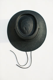 Black Telescope Hat